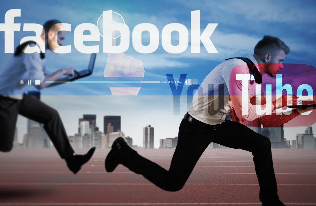 Facebook i youtube